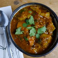 North African Squash Stew