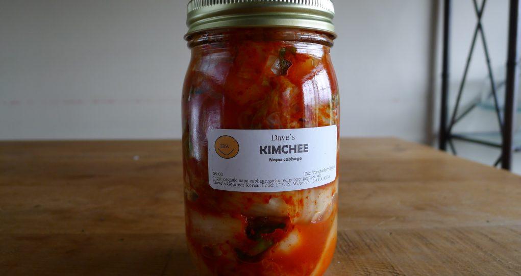 Daves Korean Kimchi