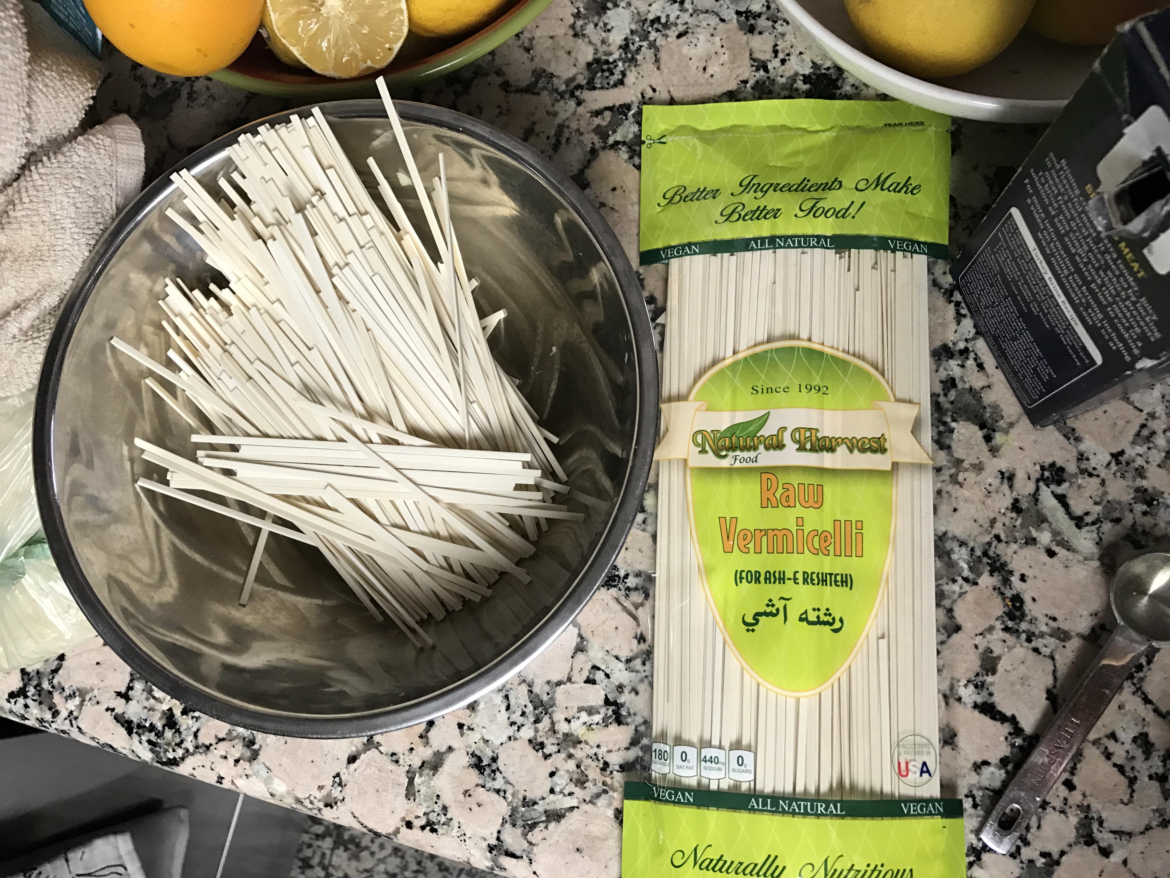 reshteh noodles