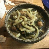 Ash-e Reshteh Persian Noodle Soup