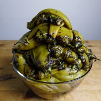 the ultimate pile of chiles